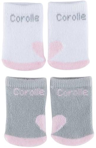 Corolle Mon Grand Poupon kleding 2 Pairs Of Socks 36-42cm