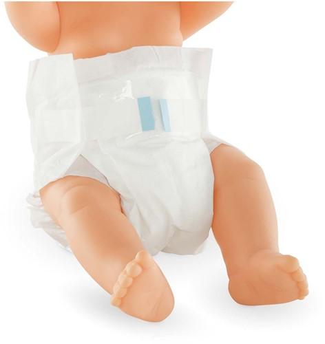 Corolle poppenkleding Diapers Pack (X10) DMN07-2