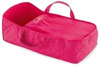 Corolle poppen accessoires Carry Bed Cherry  DMT95-1