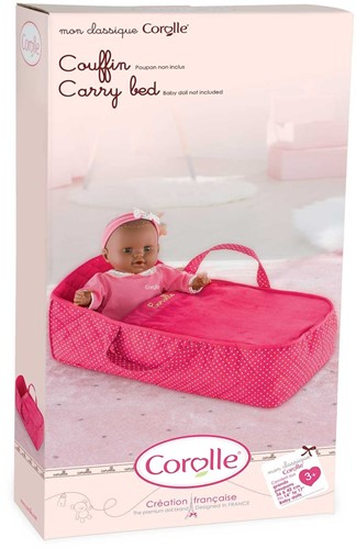 Corolle poppen accessoires Carry Bed Cherry  DMT95-2