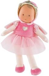 Corolle pop Princess Pink Cotton Flower FBD06