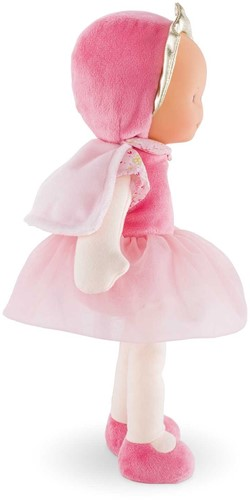 Corolle pop Princess Pink Cotton Flower FBD06-2