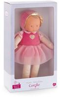 Corolle pop Princess Pink Cotton Flower FBD06-3