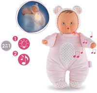 Corolle Babibear Nightlight-Pink-2