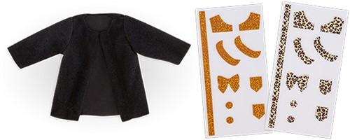 Corolle Ma Cherie kleding Coat To Be Customized 33cm