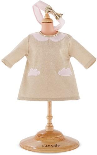 Corolle poppenkleding Bb17'' Dress Sparkling Cloud  FBY69