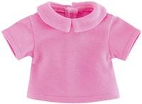Corolle poppenkleding Mc Polo Shirt Pink  FCC00-1