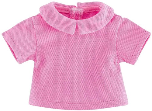 Corolle Ma Corolle kleding Polo Shirt - Pale Pink 36 cm