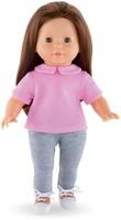 Corolle poppenkleding Mc Polo Shirt Pink  FCC00-2