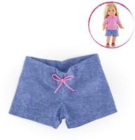 Corolle poppenkleding Mc Shorts FCC01-3