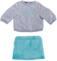 Corolle poppenkleding Mc 1979 Skirt & Sweater FCH95