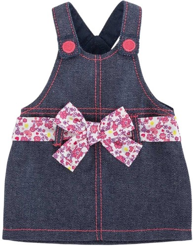 Corolle Ma Corolle kleding Overall Dress-Denim  36 cm