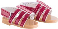 Corolle ma Corolle Sandals-Cherry-1