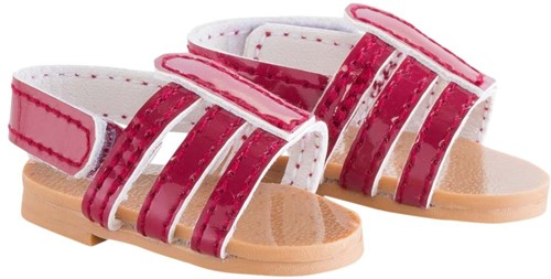 Corolle poppenkleding Mc Sandals Cherry  FCL59-1