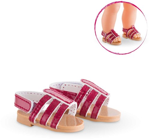 Corolle ma Corolle Sandals-Cherry-3