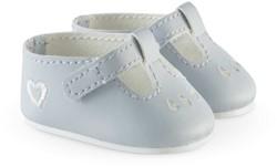 Corolle accessoire voor 36cm pop - Ankle Strap  Shoes-Grey