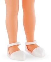Corolle poppenkleding Mcc Sandals White FCW22-2