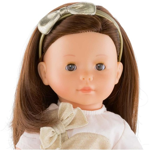 Corolle poppenkleding Mc Headband Golden  FDD85-2