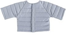 Corolle Ma Corolle kleding Padded Jacket- Grey 36 cm
