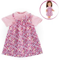 Corolle ma Corolle Dress-Floral Bloom-3