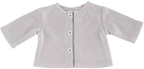 Corolle ma Corolle Cardigan-Light Grey-1