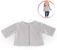 Corolle ma Corolle Cardigan-Light Grey-2