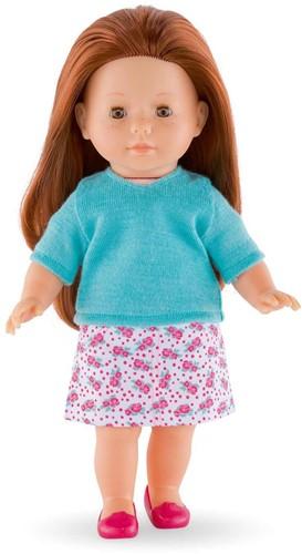 Corolle poppenkleding Mc Floral Skirt & Pullover  FGL78-2