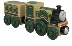 Thomas and Friends houten trein - Real Wood Emily