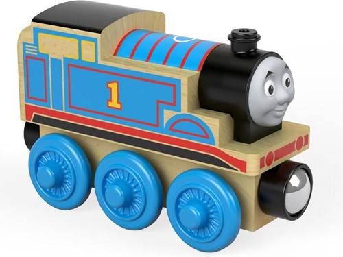 Thomas and Friends houten trein - Real Wood Thomas