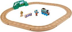 Thomas de Trein houten trein 5-in-1 builder set