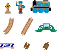 Thomas de Trein houten trein 5-in-1 builder set-3