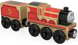 Thomas and Friends houten trein - Real Wood James