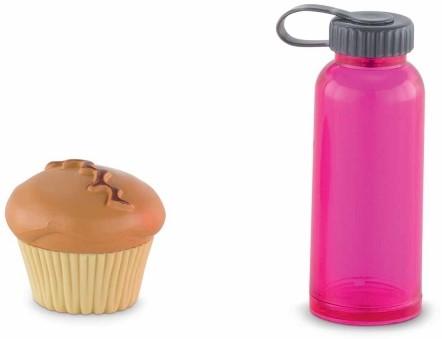Corolle Ma Corolle accessoire Water Bottle & Muffin 36 cm