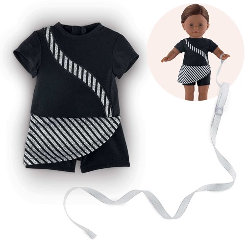 Ma Corolle MC SKATER OUTFIT & RIBBON