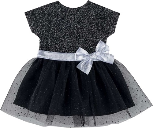Corolle Ma Corolle kleding Evening Dress - Black 36 cm