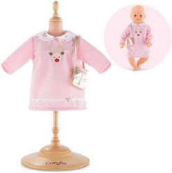 Corolle accessoire voor 42cm pop - Dress - Happy Reindeer
