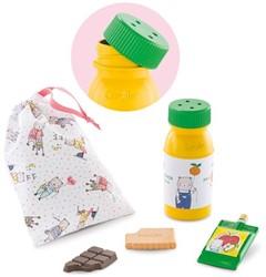 Corolle accessoire voor 36cm en 42cm pop -  Snack Set