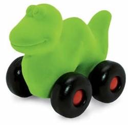 Rubbabu Aniwheel Dinosaur (Green)