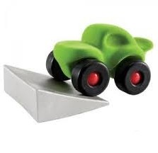 Rubbabu Monster Car (with jumping track)