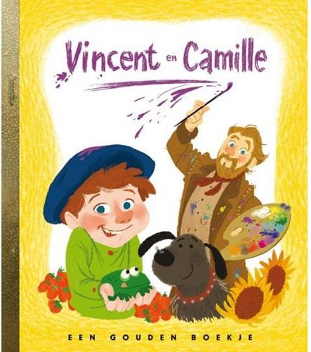 Kinderboeken  voorleesboek Vincent en Camille