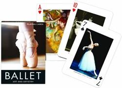 Ballet Speelkaarten - Single Deck
