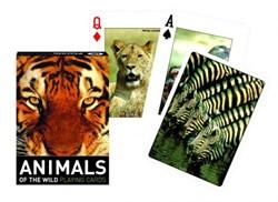 Animals of the Wild Speelkaarten - Single Deck