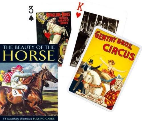 Beauty of the Horse Speelkaarten - Single Deck