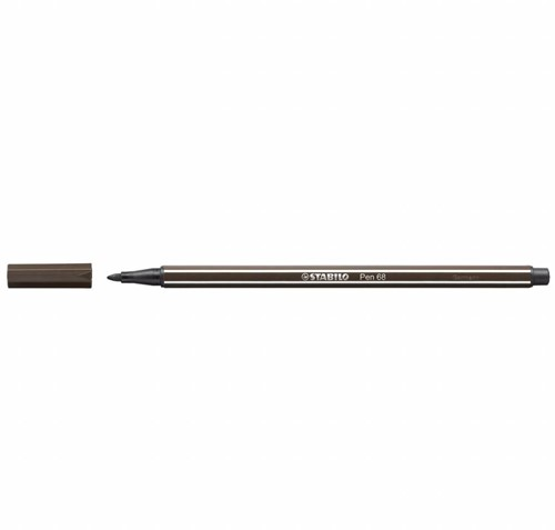 STABILO pen 68 bergbruin