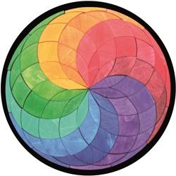 Grimm's Magnet Puzzle Large Colour Spiral