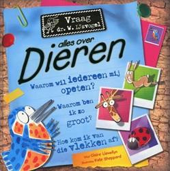 Kinderboeken  educatieboek Dr. IJsvogel Alles over dieren