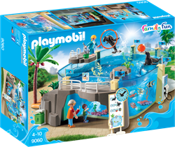 Playmobil Family Fun - Zee aquarium  9060