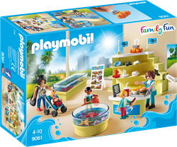 Playmobil Family Fun - Aquariumshop  9061
