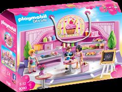 Playmobil City Life - Taartenwinkel  9080