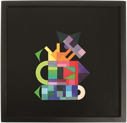 Grimm's Black Board for Magnet Puzzles, 50x50